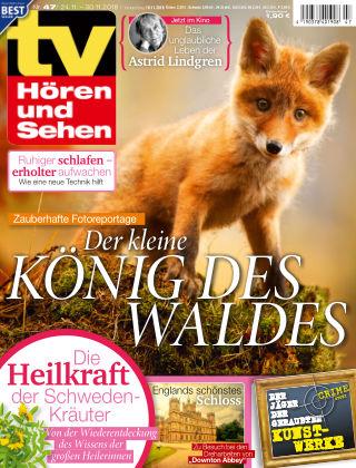 TV Hören und Sehen NR.47 2018