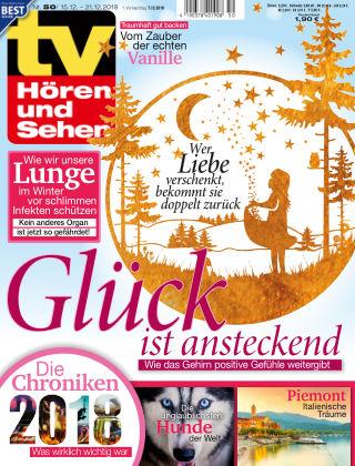 TV Hören und Sehen NR.50 2018