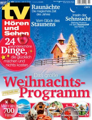 TV Hören und Sehen NR.51 2018