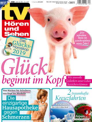 TV Hören und Sehen NR.52 2018