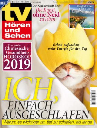 TV Hören und Sehen NR.02 2019