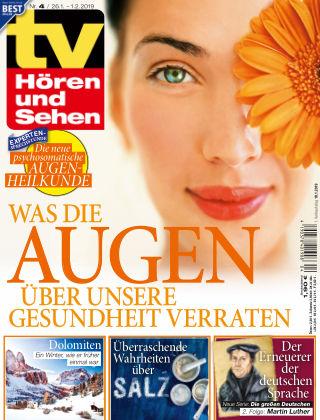 TV Hören und Sehen NR.04 2019