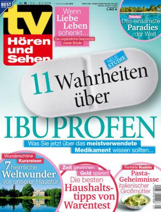 TV Hören und Sehen NR.05 2019