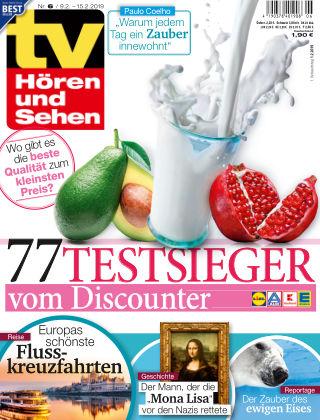 TV Hören und Sehen NR.06 2019
