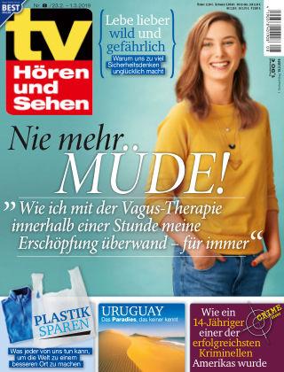 TV Hören und Sehen NR.08 2019