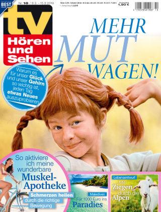 TV Hören und Sehen NR.10 2019