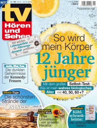 TV Hören und Sehen NR.11 2019
