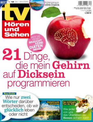 TV Hören und Sehen NR.12 2019
