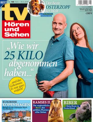 TV Hören und Sehen NR.15 2019