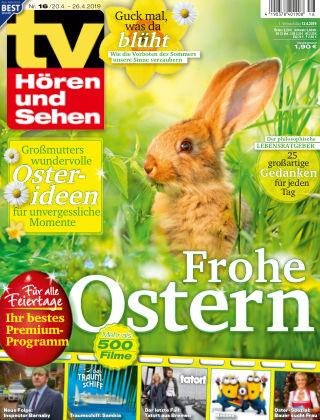 TV Hören und Sehen NR.16 2019