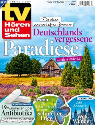 TV Hören und Sehen NR.20 2019
