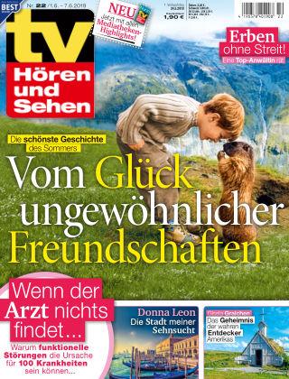TV Hören und Sehen NR.22 2019