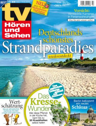 TV Hören und Sehen NR.23 2019