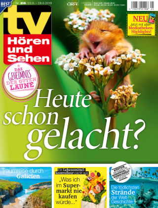 TV Hören und Sehen NR.25 2019
