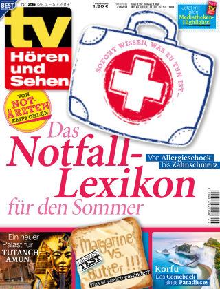 TV Hören und Sehen NR.26 2019