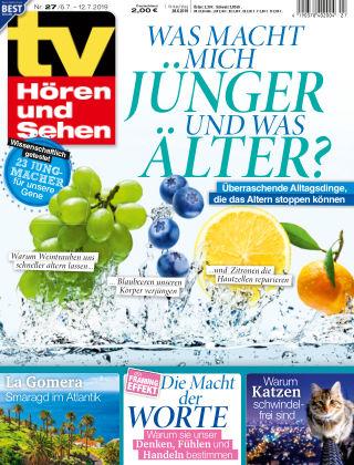 TV Hören und Sehen NR.27 2019