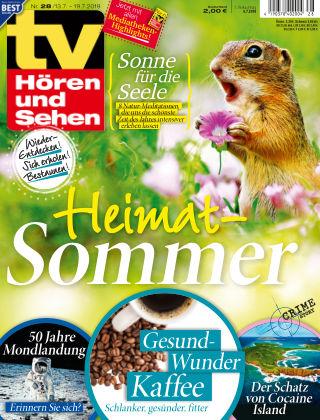 TV Hören und Sehen NR.28 2019