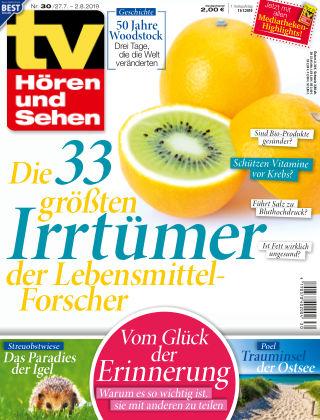 TV Hören und Sehen NR.30 2019