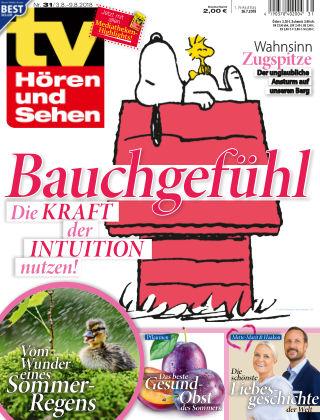 TV Hören und Sehen NR.31 2019