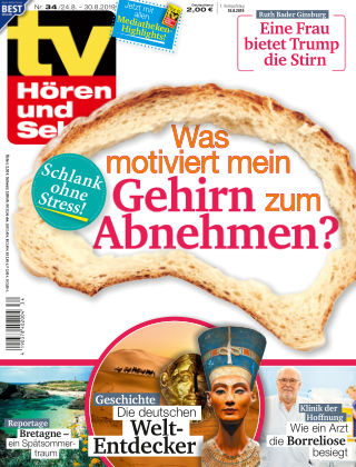 TV Hören und Sehen NR.34 2019