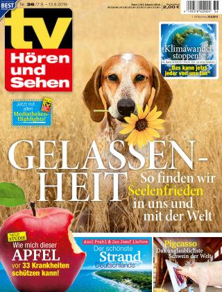 TV Hören und Sehen NR.36 2019