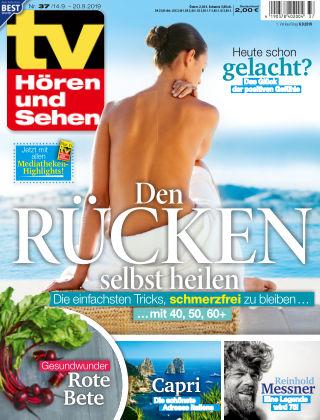 TV Hören und Sehen NR.37 2019