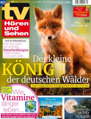 TV Hören und Sehen NR.39 2019