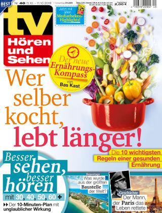 TV Hören und Sehen NR.40 2019