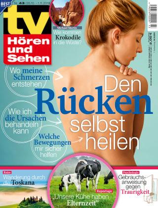 TV Hören und Sehen NR.43 2019