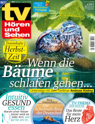 TV Hören und Sehen NR.47 2019