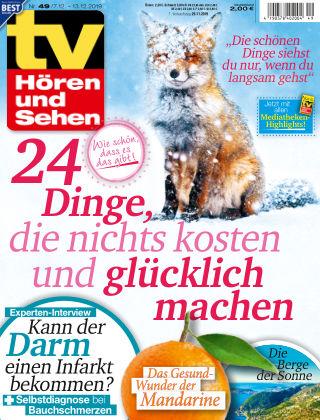 TV Hören und Sehen NR.49 2019
