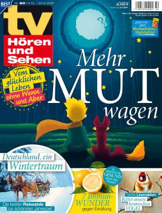 TV Hören und Sehen NR.50 2019