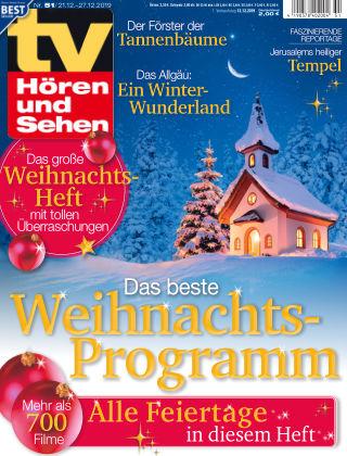 TV Hören und Sehen NR.52 2019