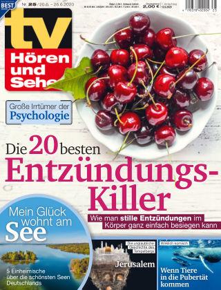 TV Hören und Sehen NR.25 2020
