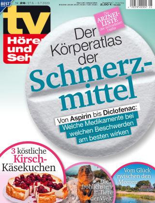 TV Hören und Sehen NR.26 2020