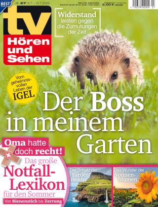 TV Hören und Sehen NR.27 2020