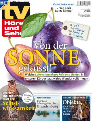TV Hören und Sehen NR.33 2020