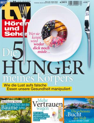 TV Hören und Sehen NR.34 2020