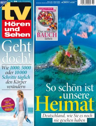 TV Hören und Sehen NR.36 2020