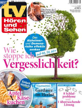 TV Hören und Sehen NR.38 2020
