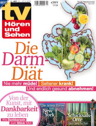 TV Hören und Sehen NR.47 2020