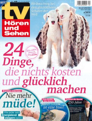 TV Hören und Sehen NR.49 2020