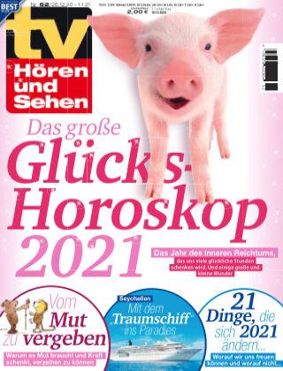TV Hören und Sehen NR.52 2020