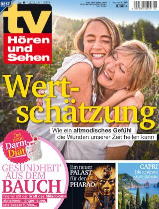 TV Hören und Sehen NR.08 2021