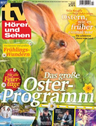 TV Hören und Sehen NR.13 2021