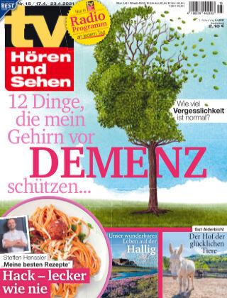 TV Hören und Sehen NR.15 2021
