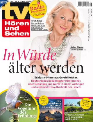 TV Hören und Sehen NR.16 2021