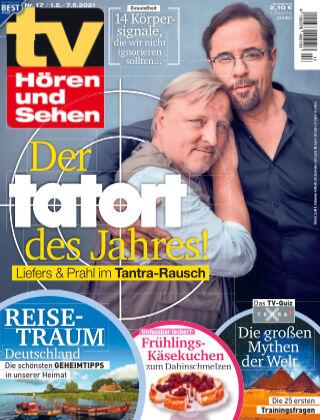 TV Hören und Sehen NR.17 2021