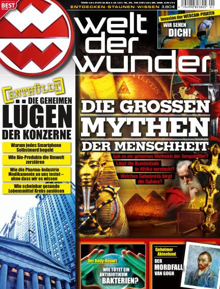 Welt der Wunder December 26, 2014 00:00
