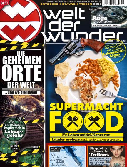 Welt der Wunder October 30, 2015 00:00